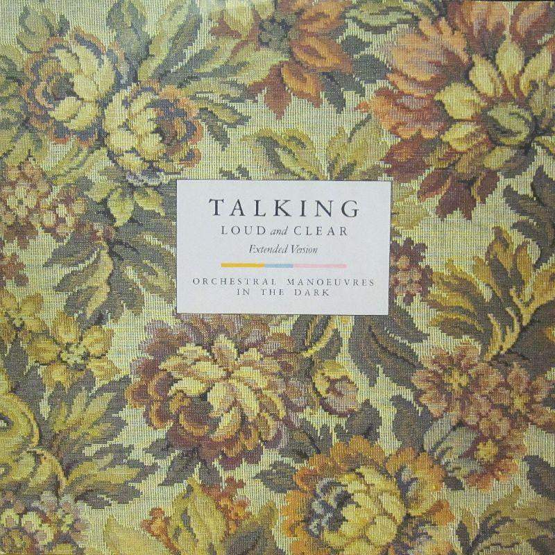 "Orchestral Manoeuvres In The Dark-Talking-Virgin-12"" Vinyl"