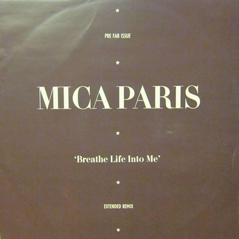 "Mica Paris-Breathe Life Into Me-4th & Broadway-12"" Vinyl"