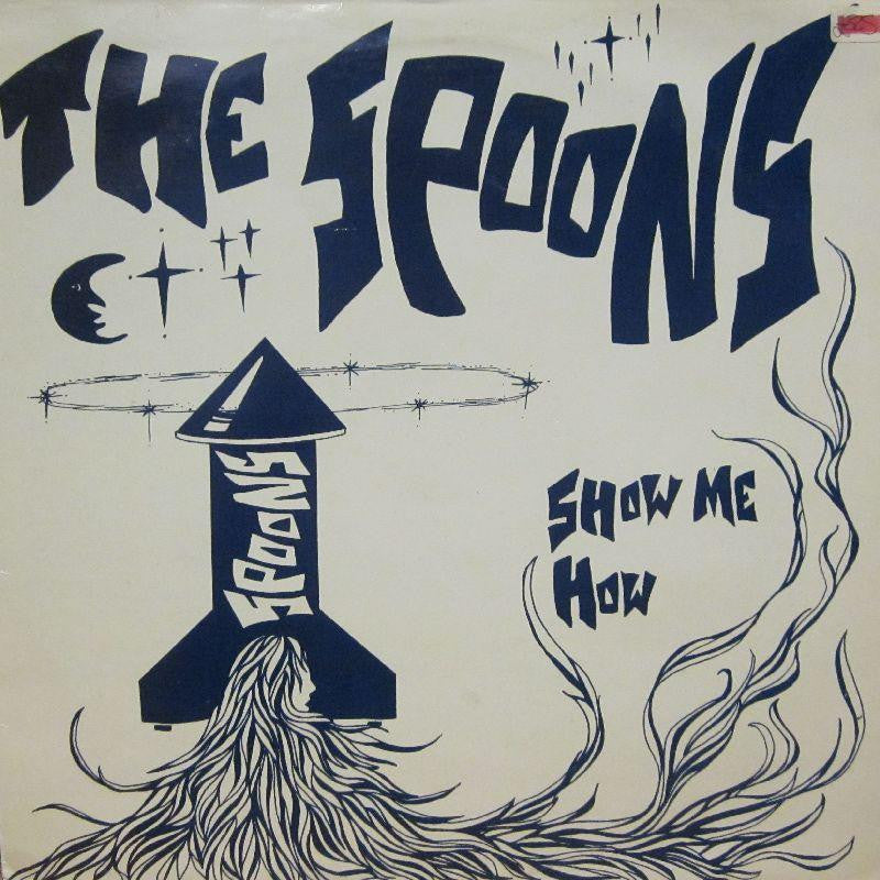 "The Spoons-Show Me How-Tunnel-12"" Vinyl"