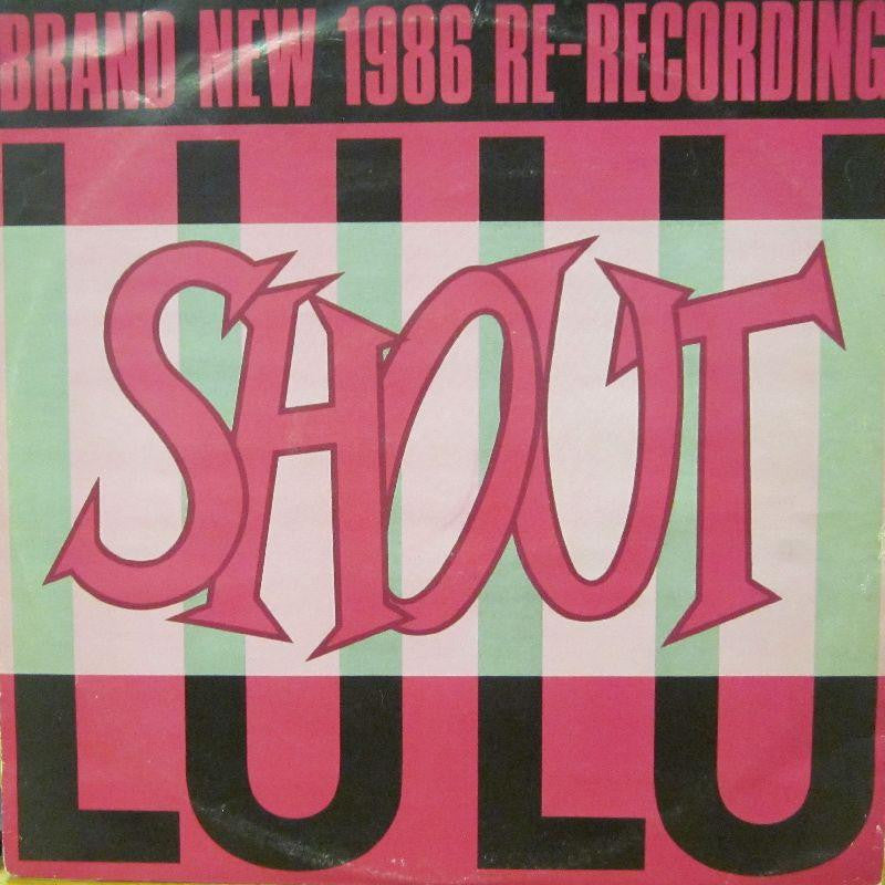 "Lulu-Shout-JIVE-12"" Vinyl"