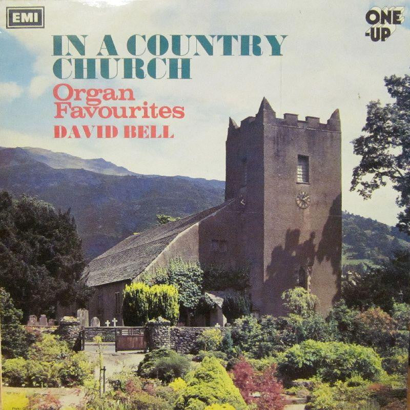 David Bell-In A Country Church-One Up-Vinyl LP