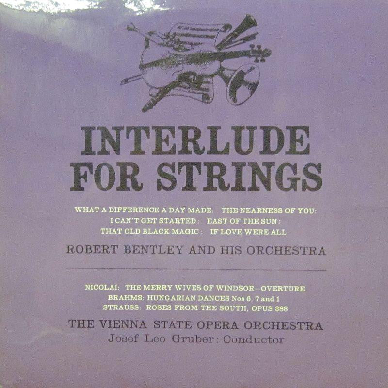 Robert Bentley-Interlude For Strings-Reader's Digest-Vinyl LP