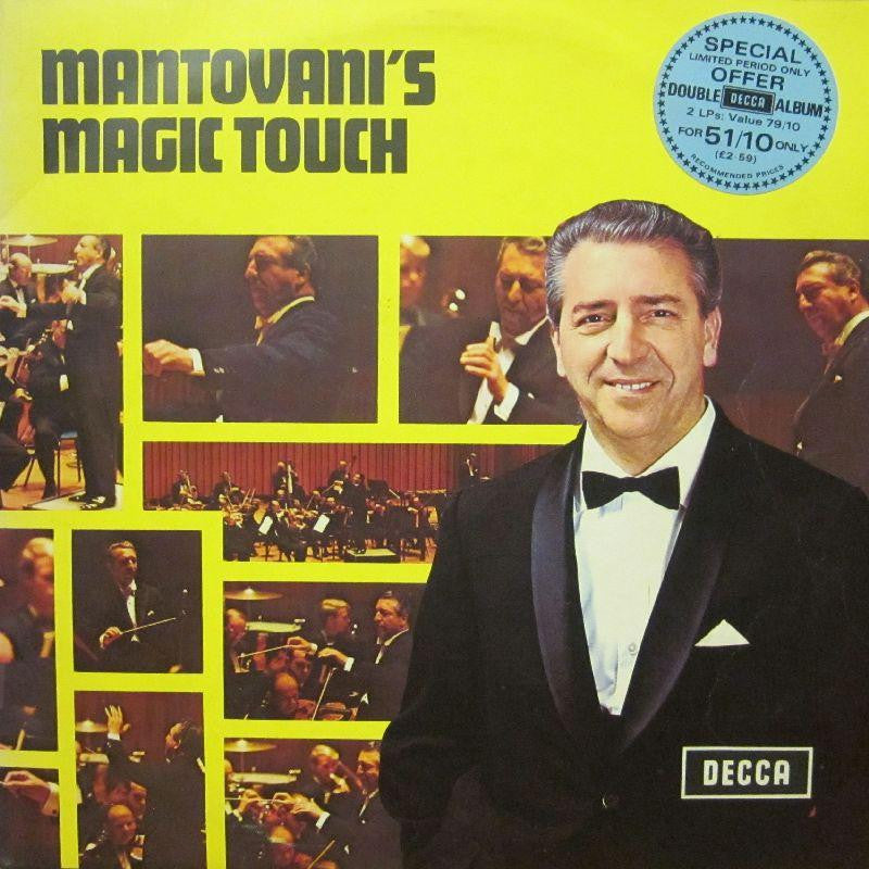 "Mantovani-Magic Touch-Decca-2x12"" Vinyl LP Gatefold"