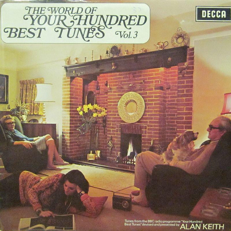 The World Of-Your Hundred Best Tunes Vol.3-Decca-Vinyl LP
