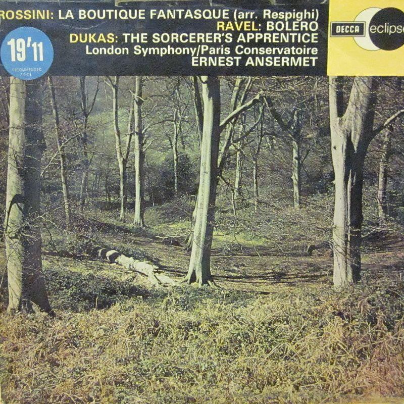 Rossini-La Boutique Fantasque-Decca-Vinyl LP