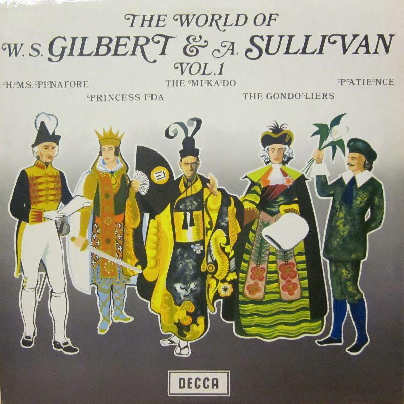 Gilbert And Sullivan-Vol.1-Decca-Vinyl LP