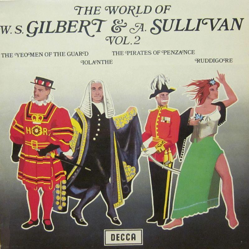 Gilbert And Sullivan-Vol.2-Decca-Vinyl LP