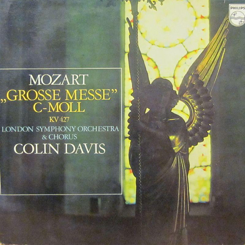 Mozart-Grosse Messe-Philips-Vinyl LP