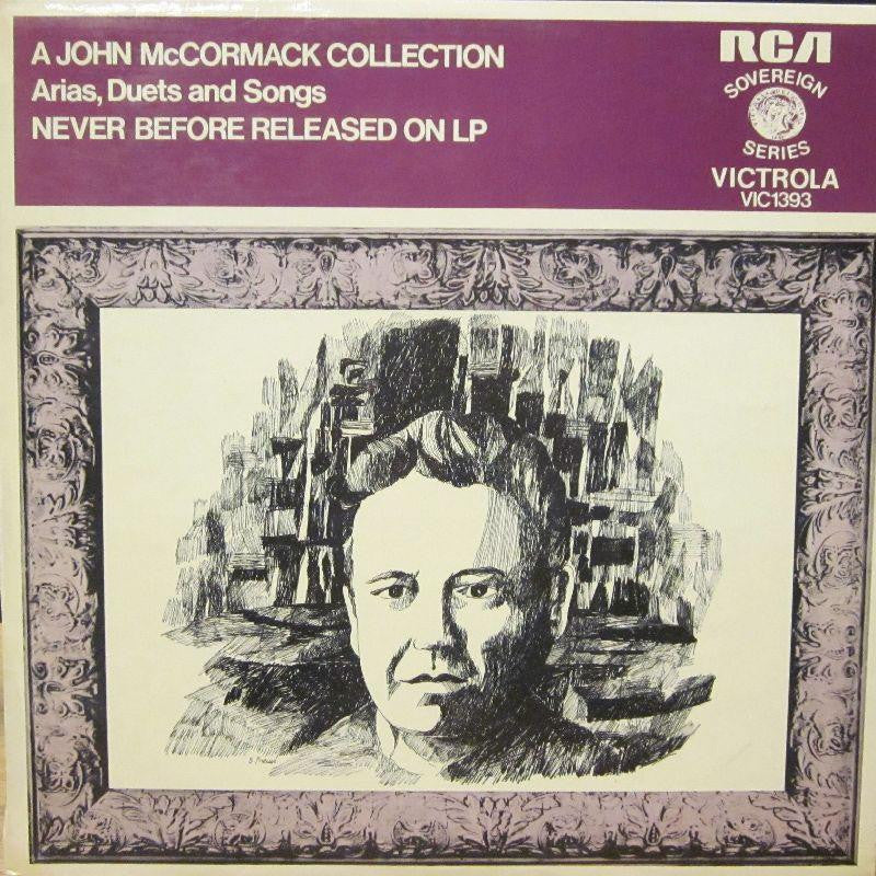 John McCormack-Arias, Duets And Songs-RCA-Vinyl LP