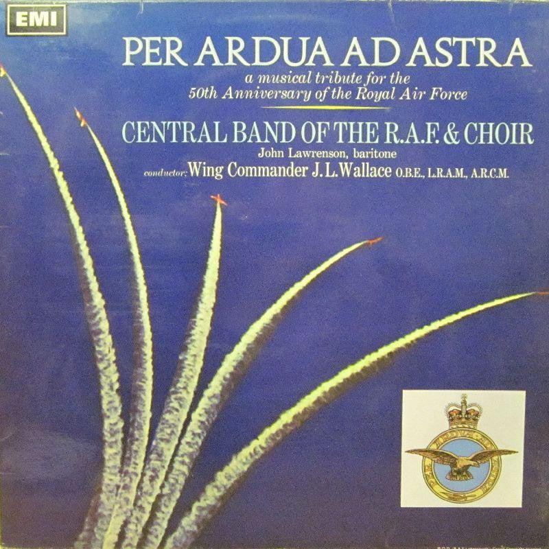 The Central Band Of The R.A.F-Per Ardua Adastra-EMI-Vinyl LP