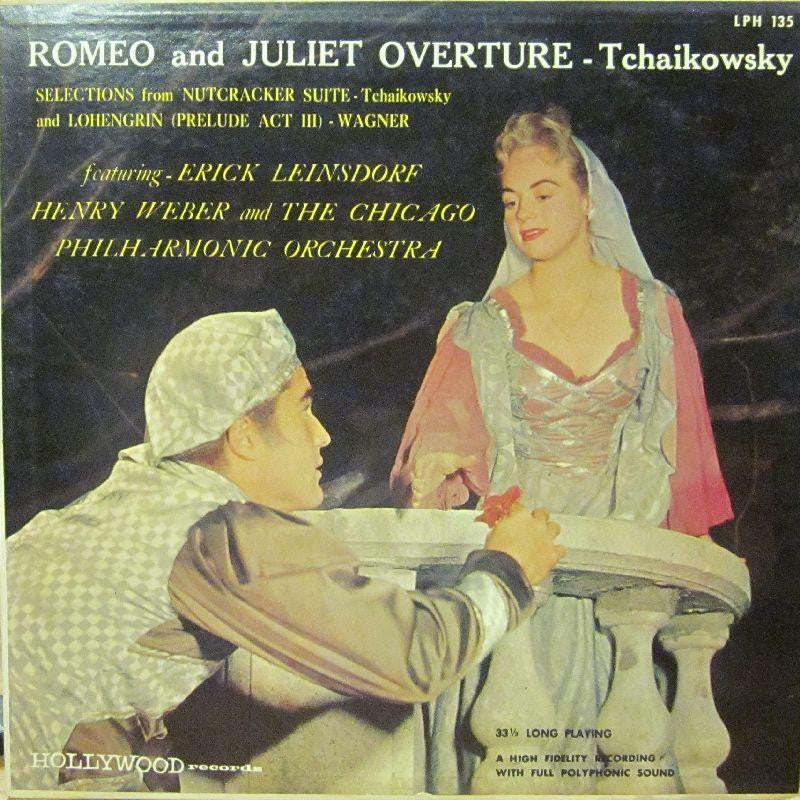 Tchaikowsky-Romeo And Juliet Overture-Hollywood-Vinyl LP