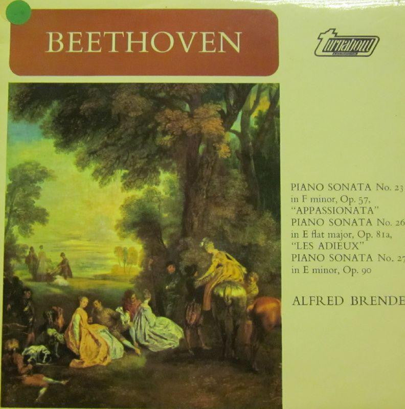 Beethoven-Piano Sonatas -Turnabout-Vinyl LP