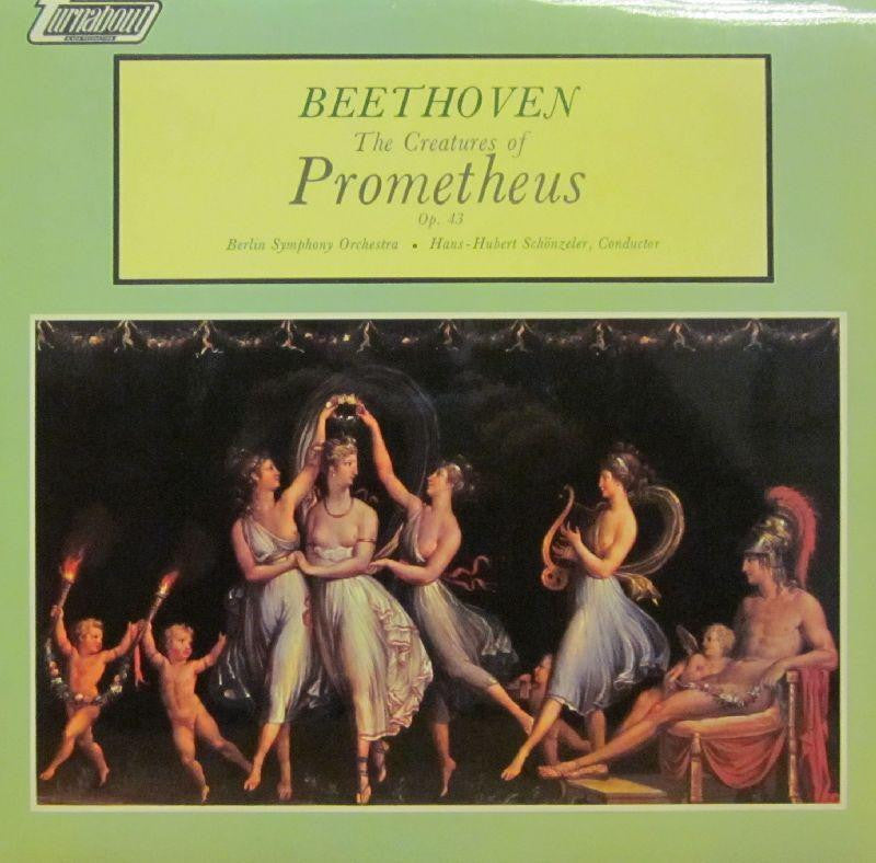 Beethoven-The Creatures Of Prometheus-Turnabout-Vinyl LP