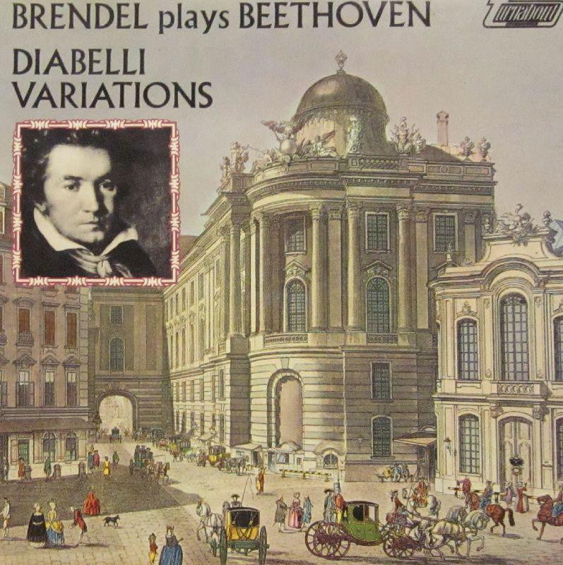 Alfred Brendel-Plays Beethoven-Turnabout-Vinyl LP