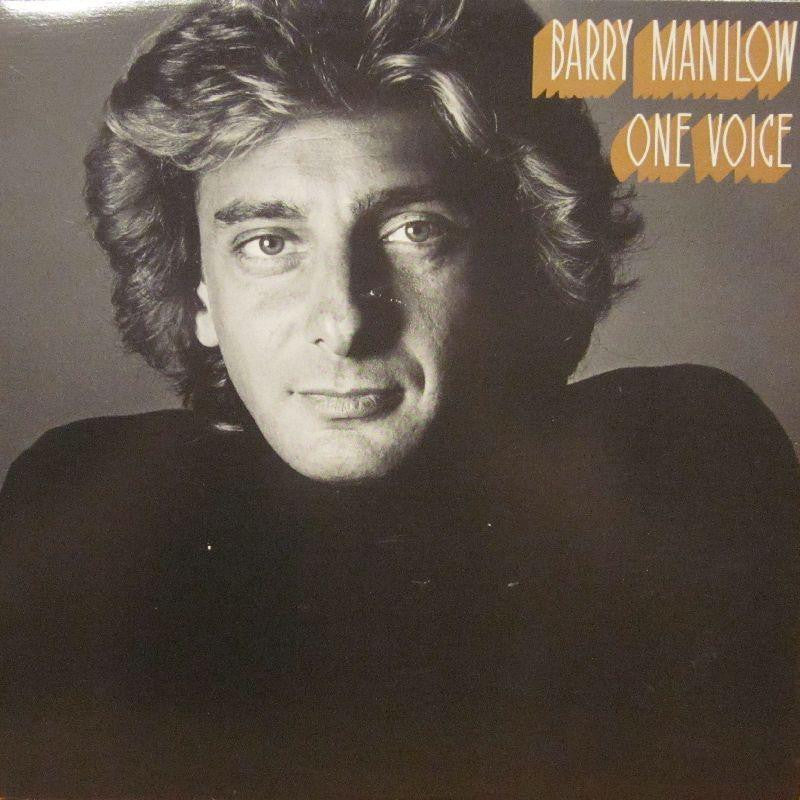 Barry Manilow-One Voice-Arista-Vinyl LP
