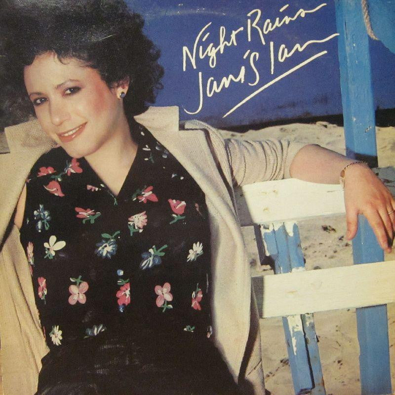 Janis Ian-Night Rain-CBS-Vinyl LP