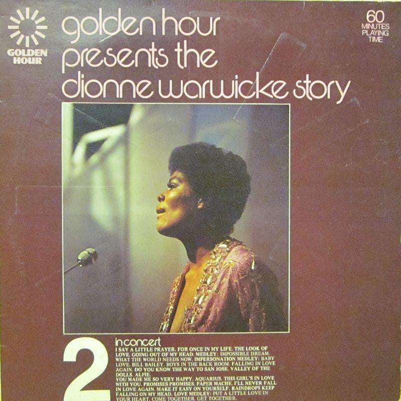 Dionne Warwick-Presents The Story-Golden Hour-Vinyl LP