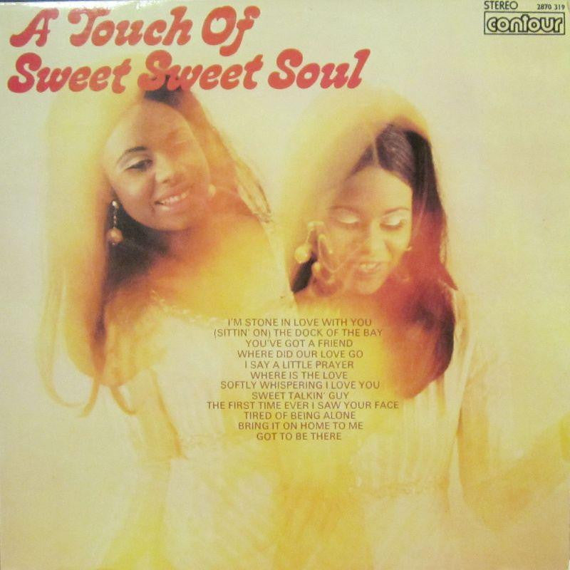 Sweet Sweet Soul-A Touch Of-Contour-Vinyl LP