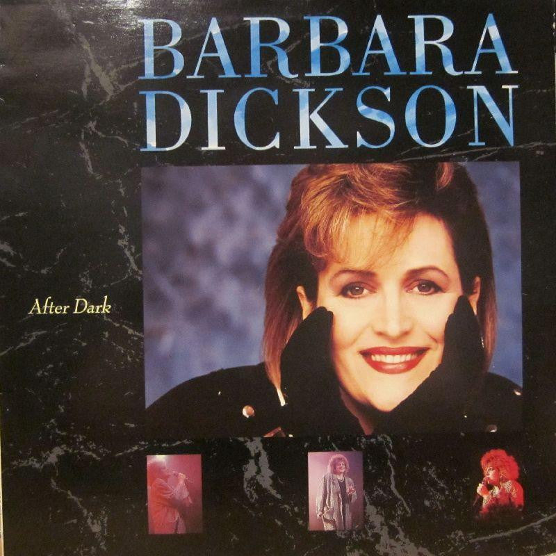 Barbara Dickson-After Dark-Theobald-Vinyl LP