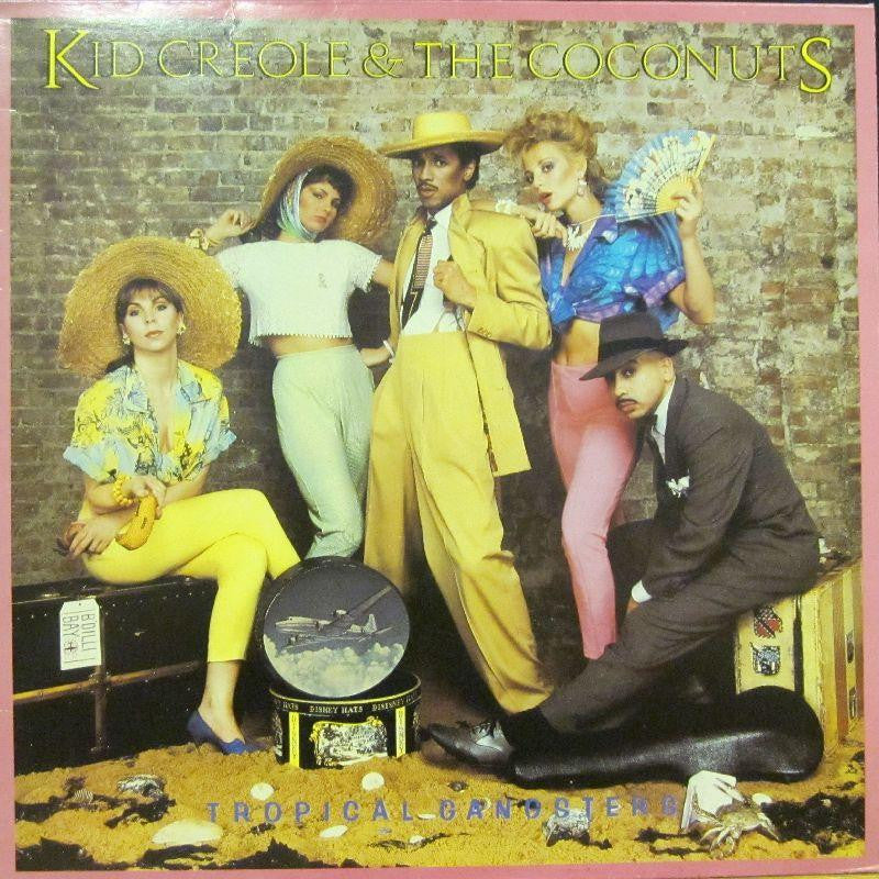 Kid Creole & The Coconuts-Tropical Gangsters-Ze-Vinyl LP