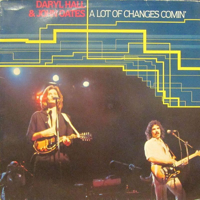 Daryl Hall & John Oates-A Lot Of Changes Comin'-Music Distributor-Vinyl LP
