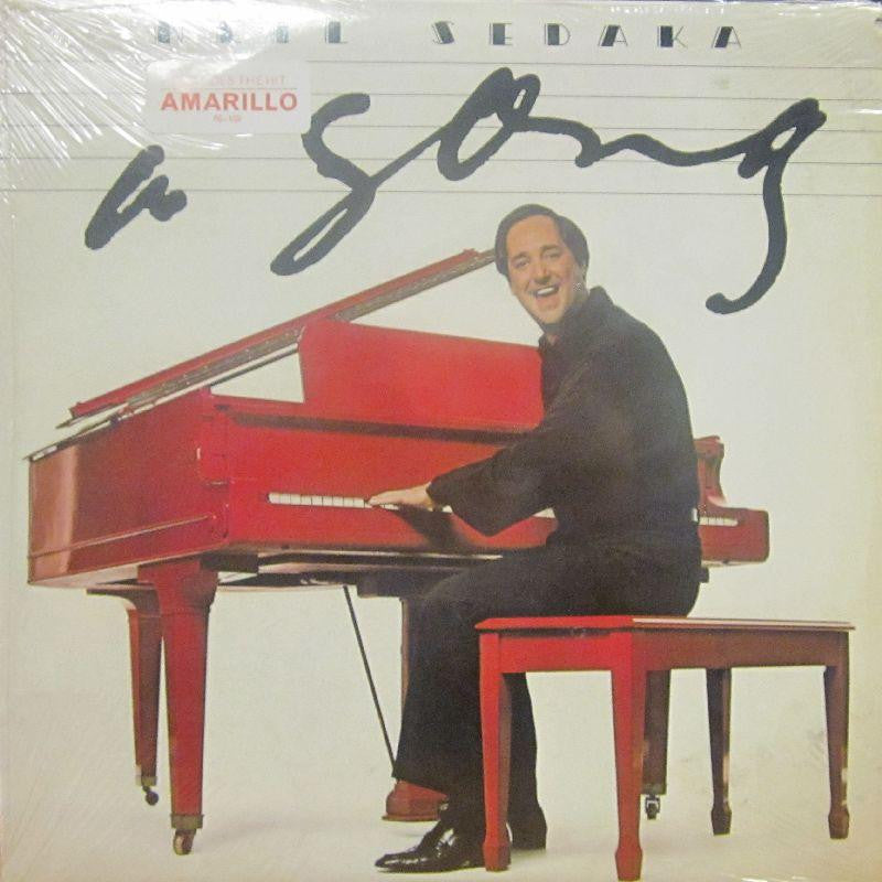 Neil Sedaka-A Song-Elektra-Vinyl LP
