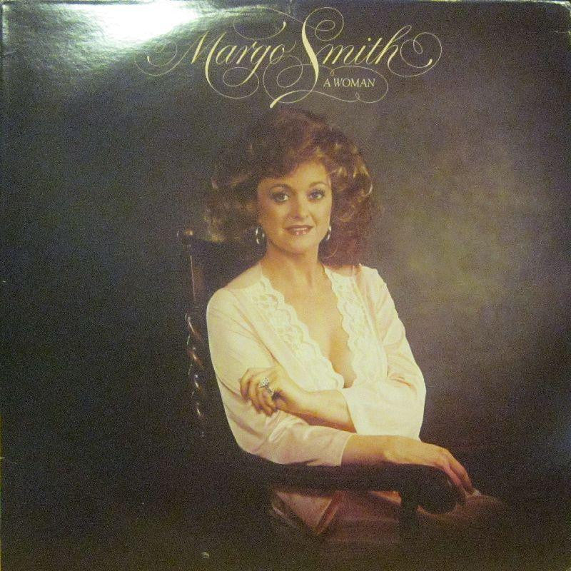 Margo Smith-A Woman-Warner-Vinyl LP