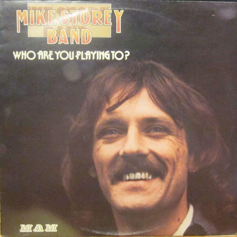 Mike Storey Band-Who Are You Playing To?-MAM-Vinyl LP
