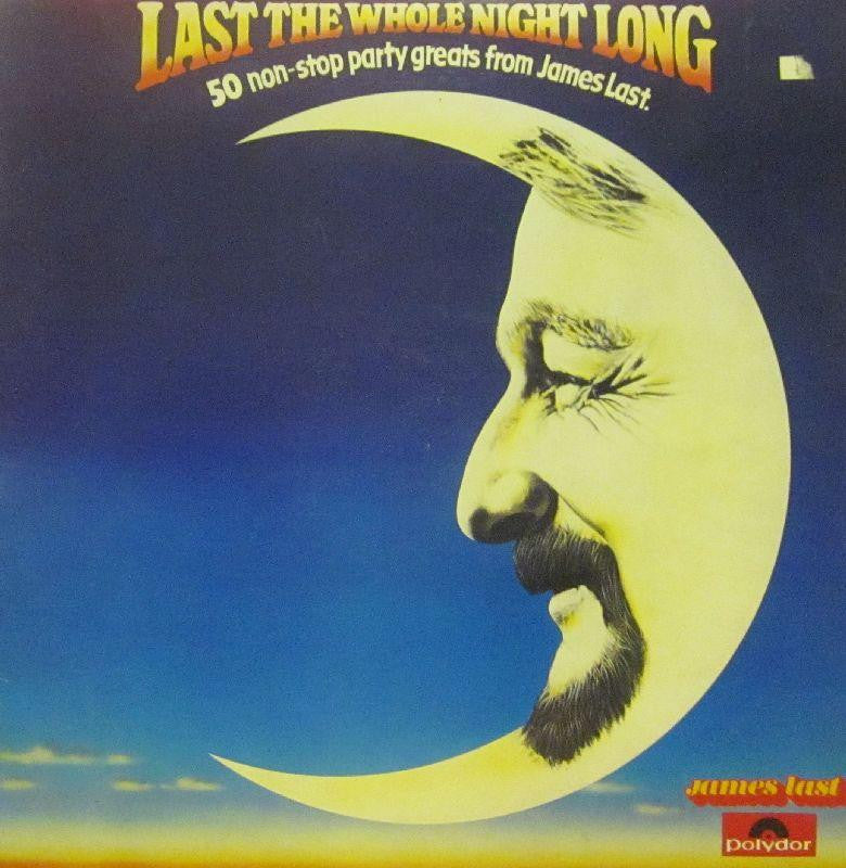 "James Last-Last The Whole Night Long -Polydor-2x12"" Vinyl LP Gatefold"