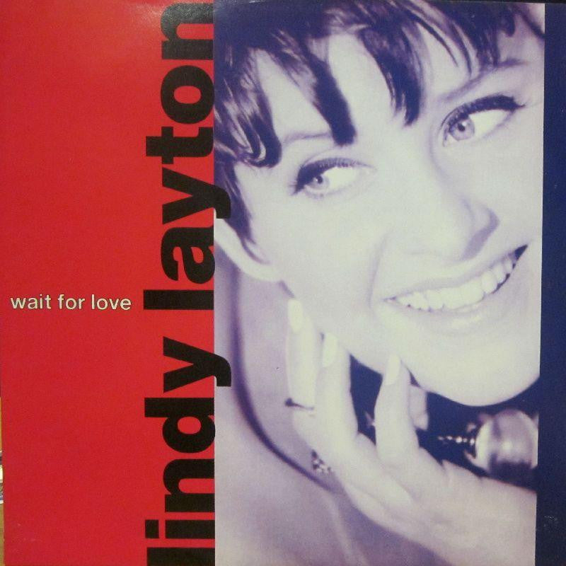 "Lindy Layton-Wait For Love-Arista-12"" Vinyl"