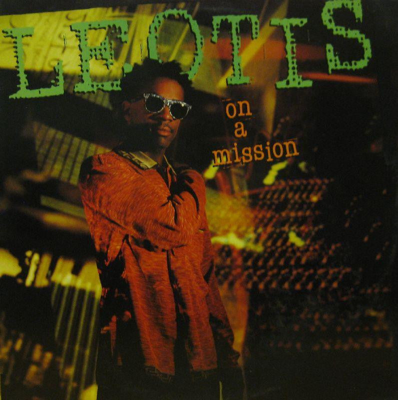 Leotis-On A Mission-Mercury-Vinyl LP