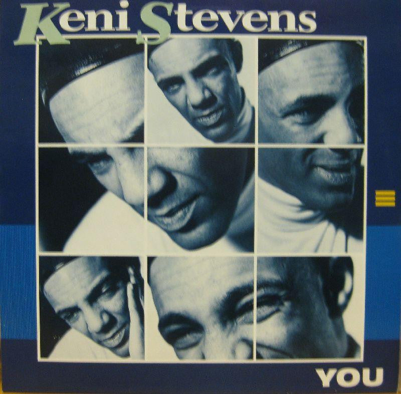 Keni Stevens-You-Debut-Vinyl LP