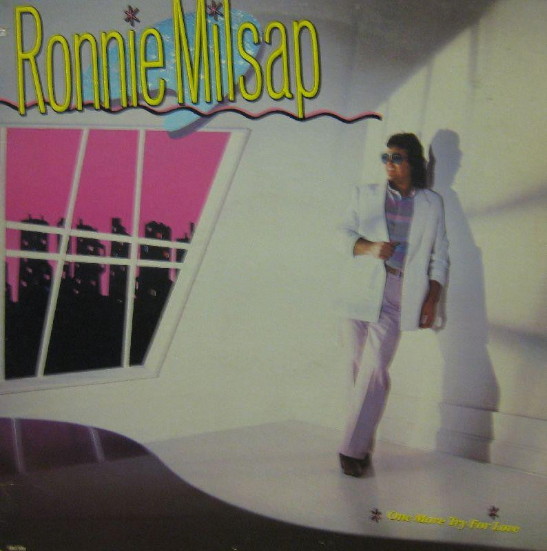 Ronnie Milsap-One More Try For Love-RCA-Vinyl LP
