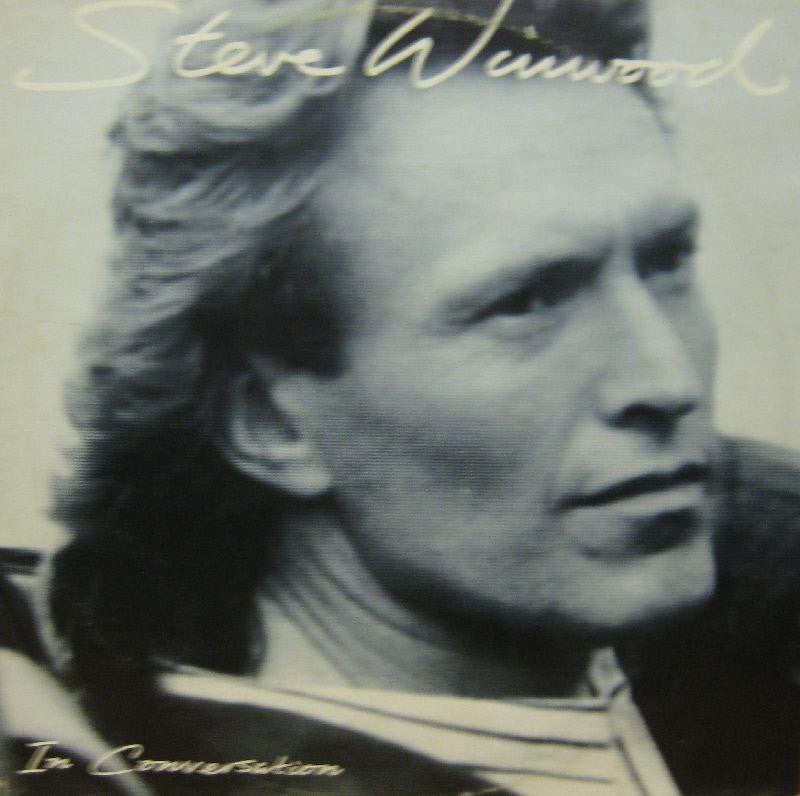 Steve Winwood-In Conversation-Island-Vinyl LP