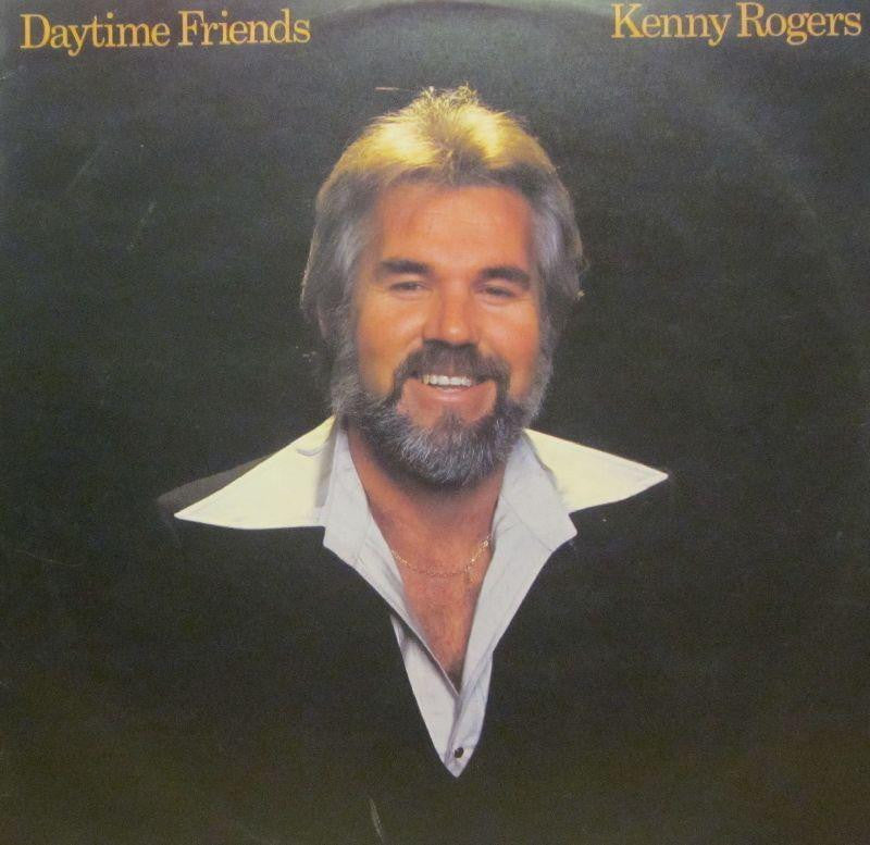 Kenny Rogers-Daytime Friends-United Artist-Vinyl LP