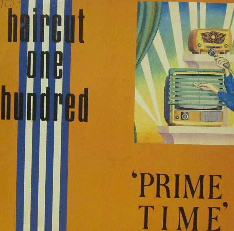 "Haircut One Hundred-Prime Time-Polydor-12"" Vinyl"