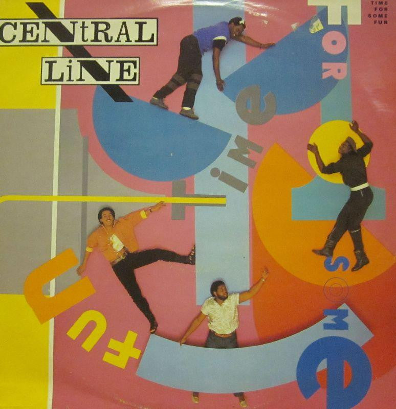 "Central Line-Time For Some Fun-Mercury-12"" Vinyl"