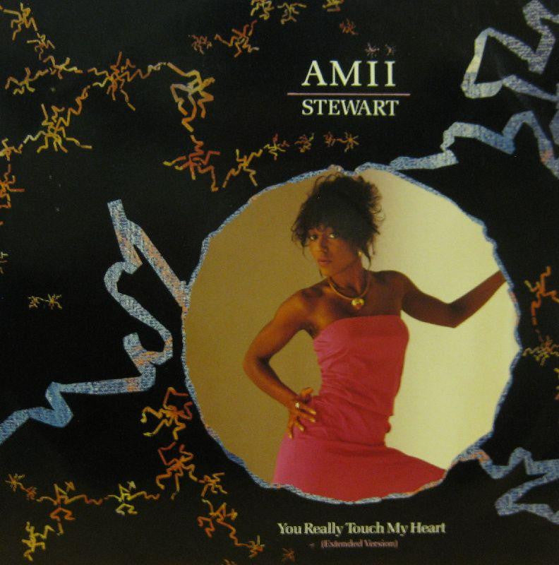 "Amii Stewart-You Really Touch My Heart-PRT-12"" Vinyl"