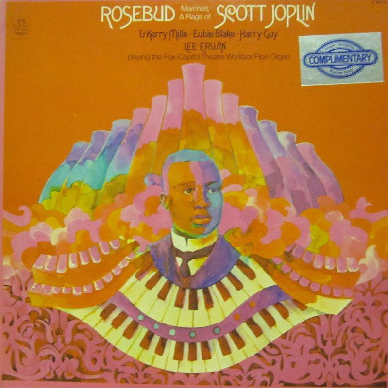 Scott Joplin-Rosebud-Angel-Vinyl LP
