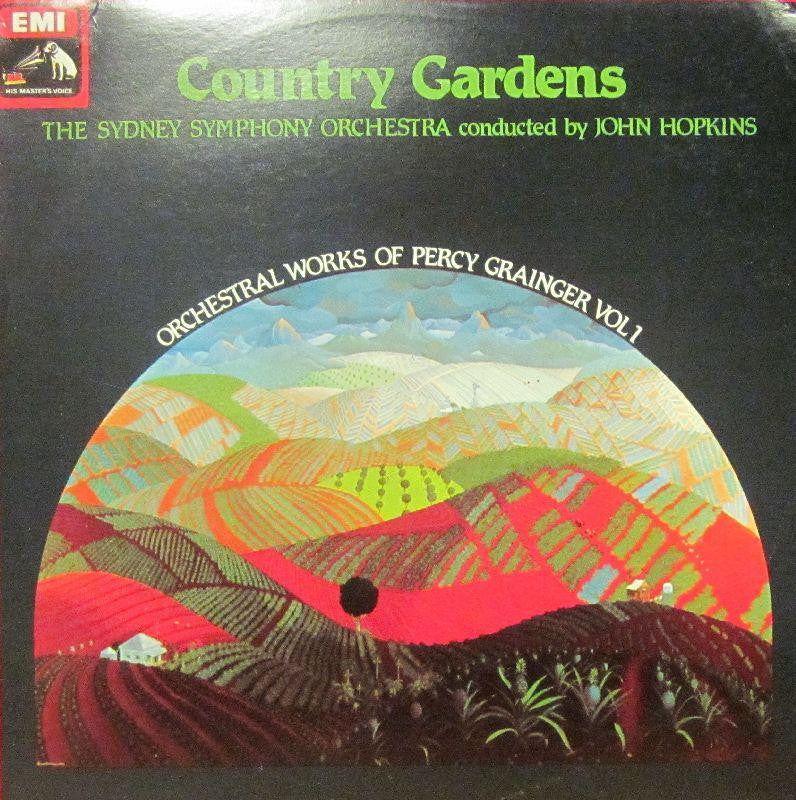 The Sydney Orchestra-Country Gardens-HMV-Vinyl LP