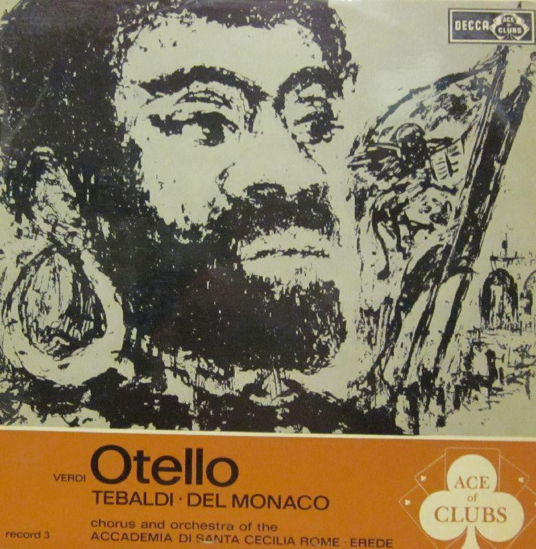 Verdi-Othello-Decca-Vinyl LP