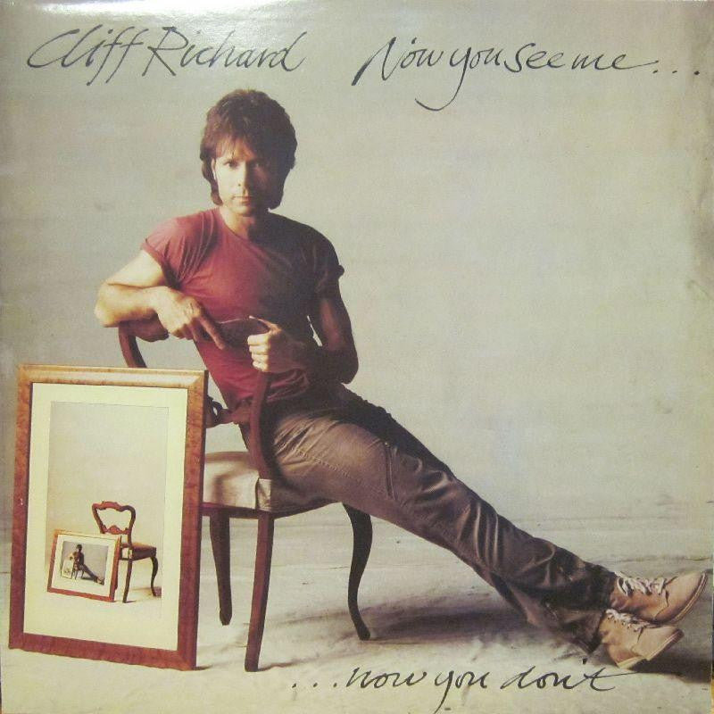 Cliff Richard-Now You See Me Now You Don't-EMI-Vinyl LP