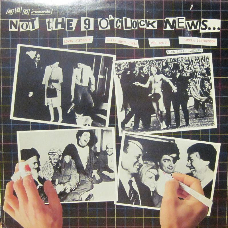 Not The Nine O'Clock News-Not The 9'0'Clock News-BBC-Vinyl LP