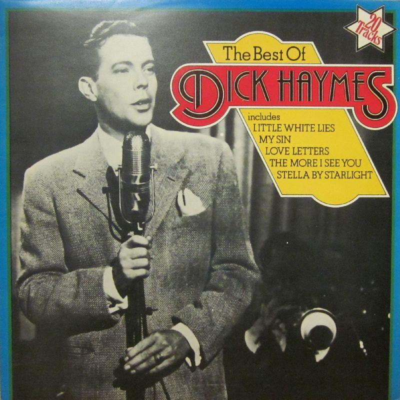 Dick Haymes-The Best Of-MCA-Vinyl LP