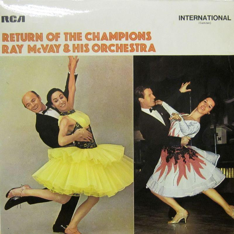 Ray McVay & His Orchestra-Return Of The Champions-RCA-Vinyl LP