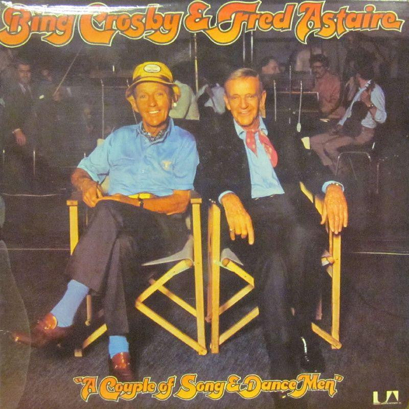 Bing Crosby & Fred Astaire-A Couple Of Song & Dance Men-United Artist-Vinyl LP