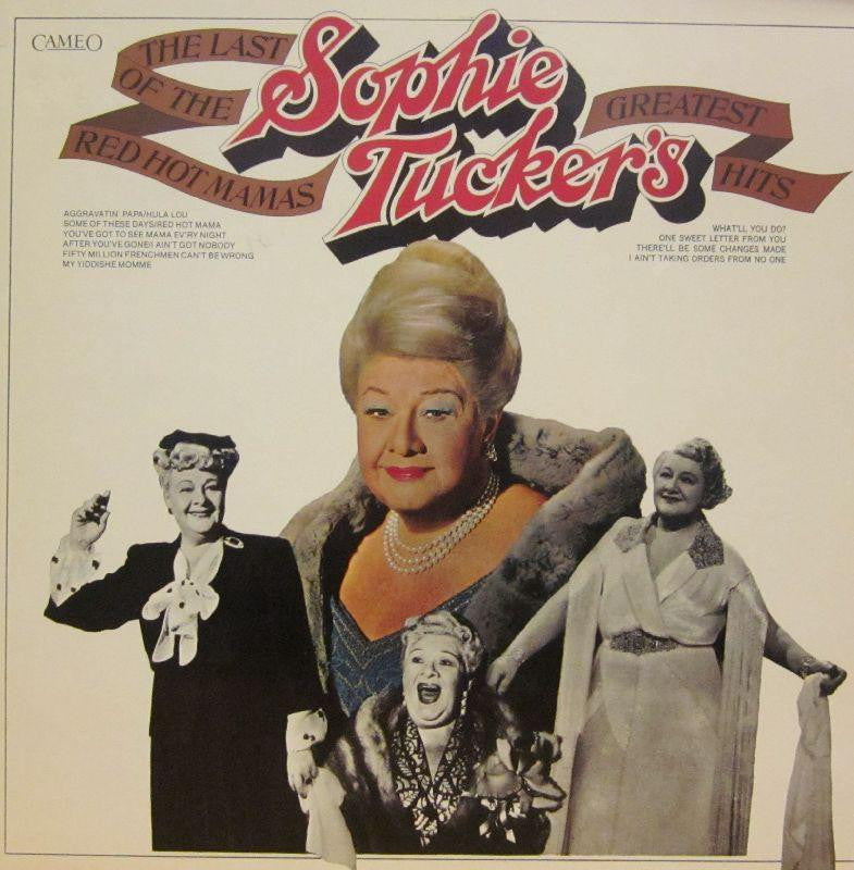 Sophie Tucker-The Last Of The Red Hot Mamas-Cameo-Vinyl LP