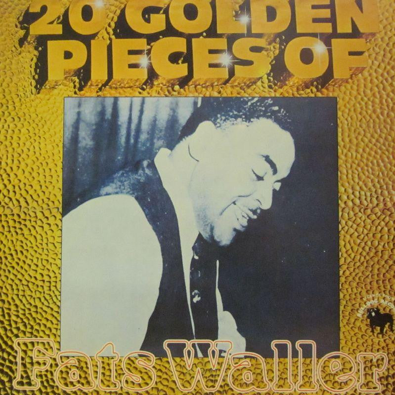 Fats Waller-20 Golden Pieces-Astan-Vinyl LP