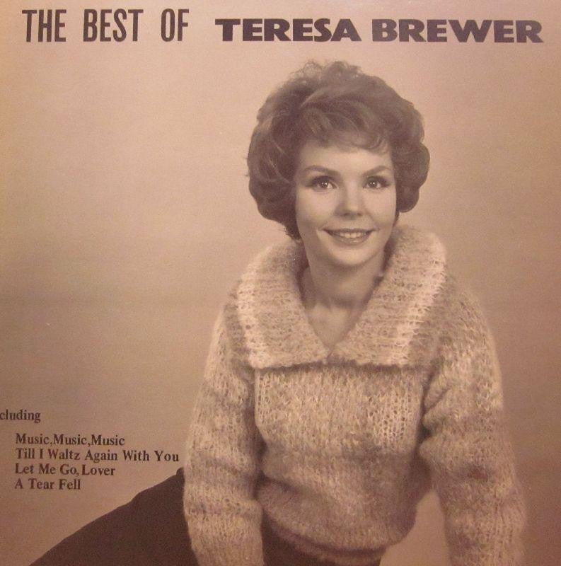 Teresa Brewer-The Best Of-MCA-Vinyl LP