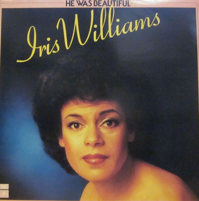 Iris Williams-He Was Beautiful-Columbia-Vinyl LP